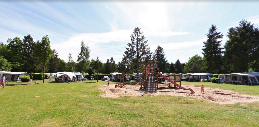 Autovrije kampeerplaatsen