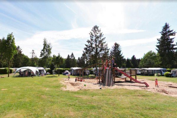 Autovrije kampeerplaatsen, De Kienehoef, Sint-Oedenrode