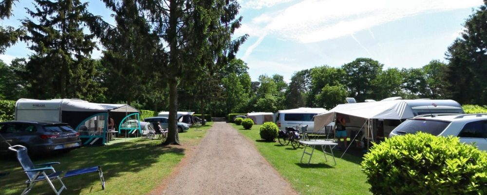 Basis kampeerplaats