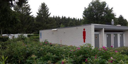 Toiletgebouw Kienehoef